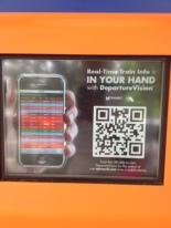 NJ Transit QR Code